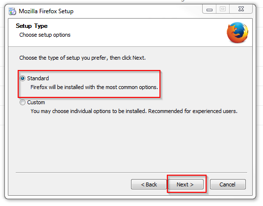 How to Install Firefox - older version – Tech Support